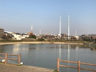 大蔵池公園 豊明市新栄町