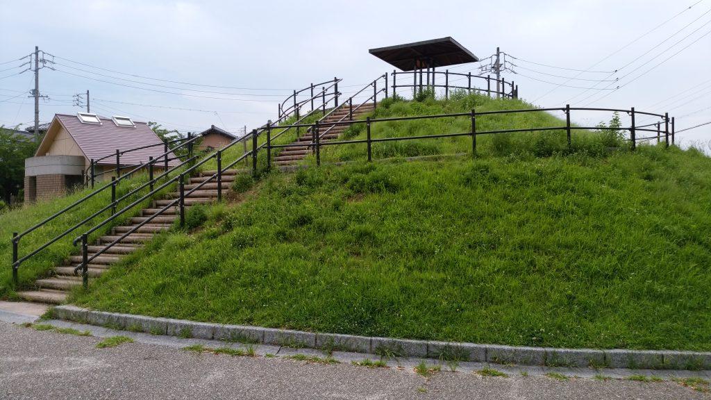 坂畑公園(豊明市栄町坂畑)展望台