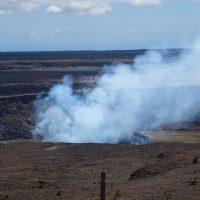 キラウエア火山ハレマウマウ火口