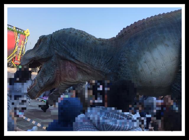 ティラノサウルス(豊明市 中京競馬場)