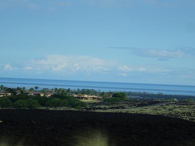 ハワイ島 東北大震災で津波が来たホテル