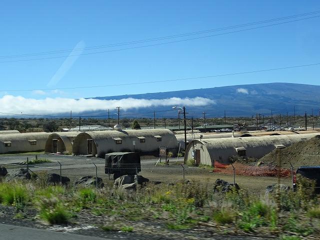 ハワイ島 マウナロアと米軍施設