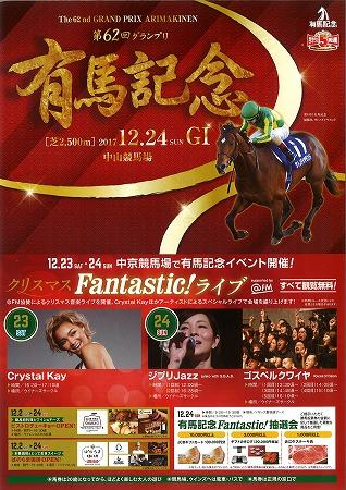 有馬記念 中京競馬場 豊明市