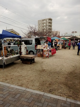 軽トラ市 in 桜が丘公園(豊明市)