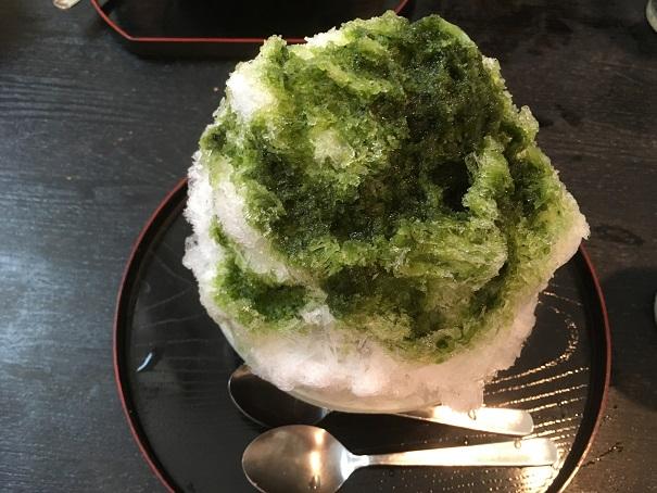 たいやき むらさきや かき氷
