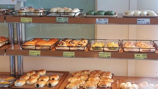 藤田保健衛生大学病院 色々なパン