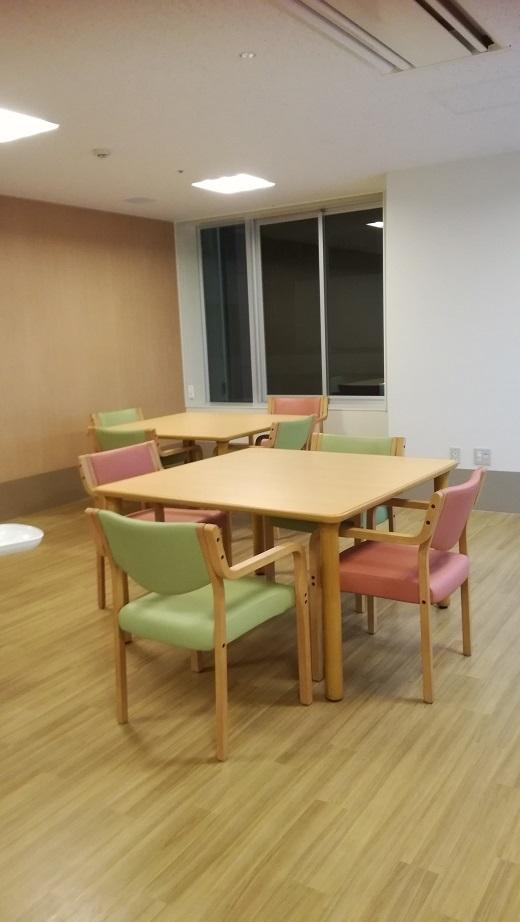 藤田医科大学病院 病棟[談話室