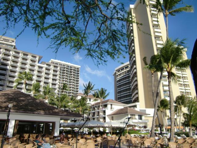 ハワイ画像