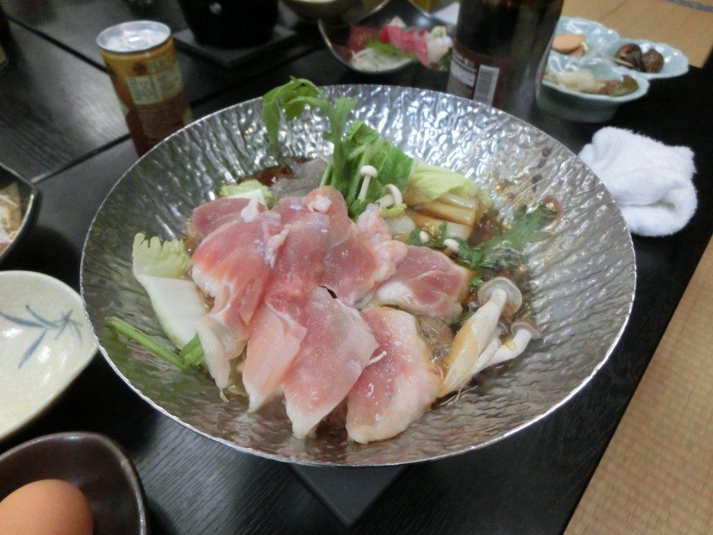 栄寿司ひきずり鍋