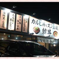 韓丼 豊明店
