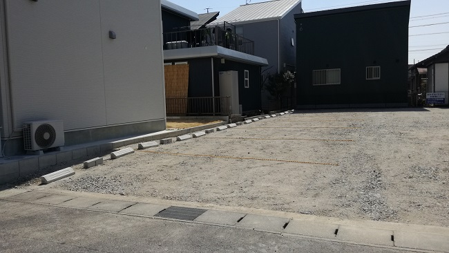 豊明市駐車場1