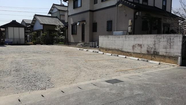 豊明市駐車場2