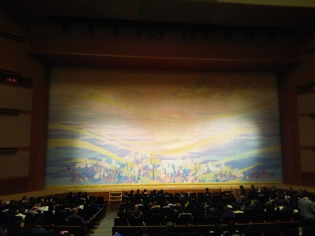 刈谷市総合文化センター満席