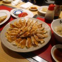 豊明人64餃子へ (2)