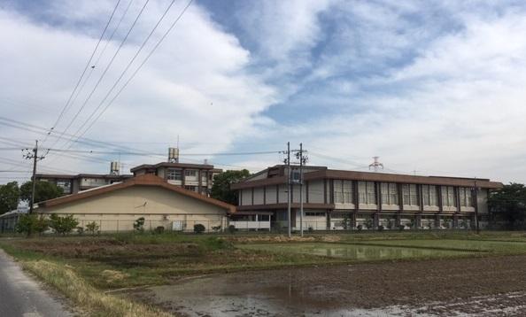 沓掛中学校