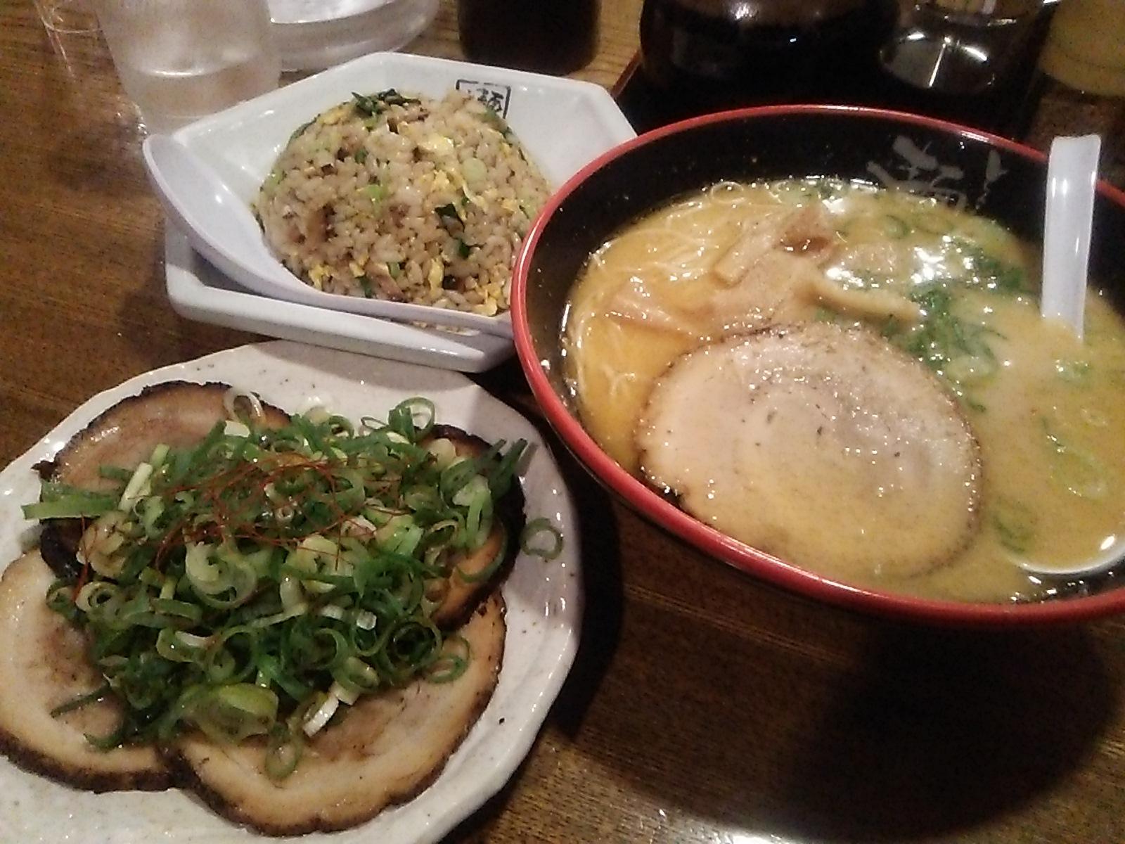 豊明市 麺達 ラーメン