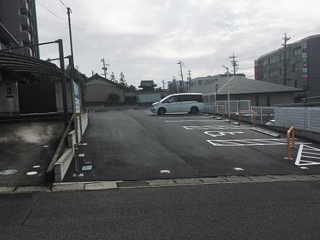 渡辺歯科 駐車場