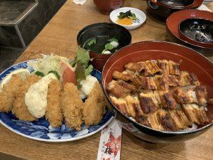 宮島の穴子丼