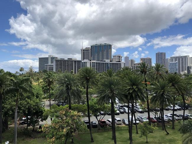 ハワイ オアフ島