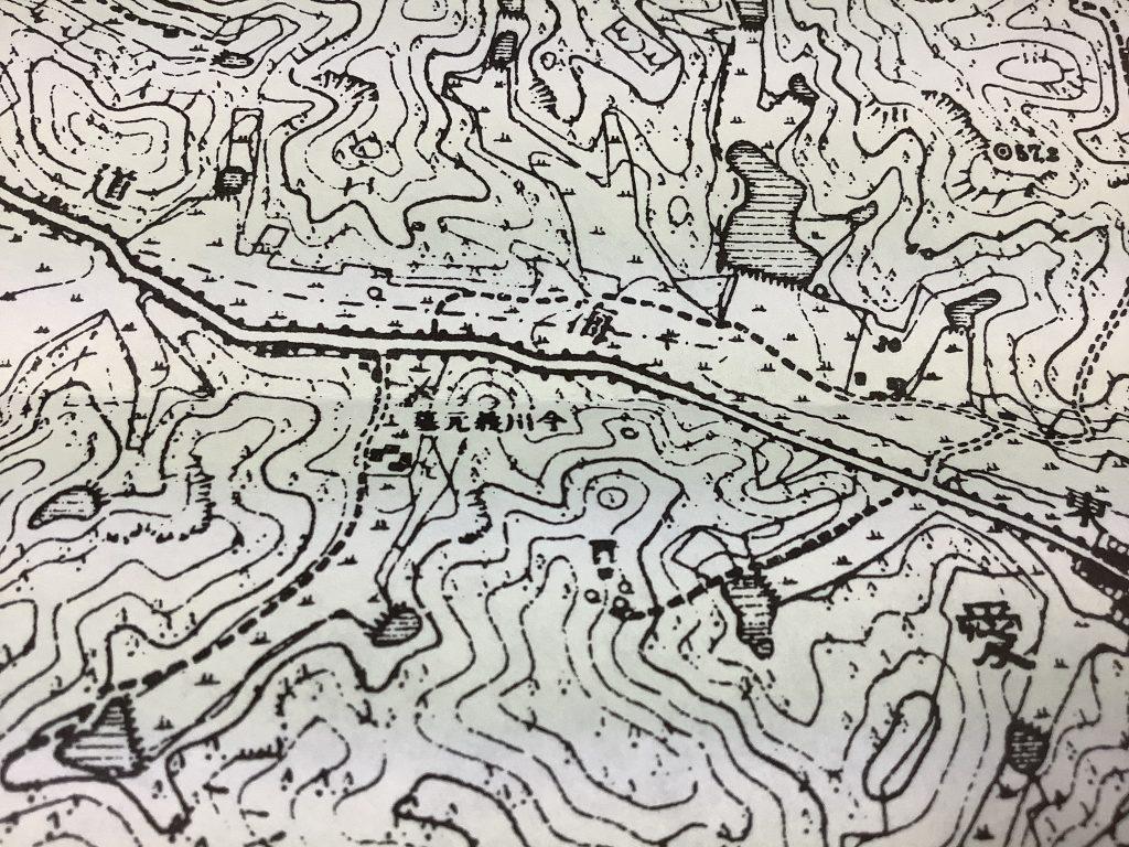 豊明市古地図明治時代