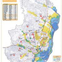 豊明市ハザードマップ