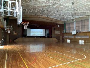 豊明市立三崎小学校 体育館