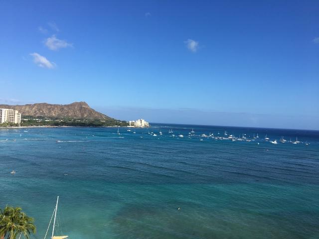 ハワイ オアフ島 ダイアモンド