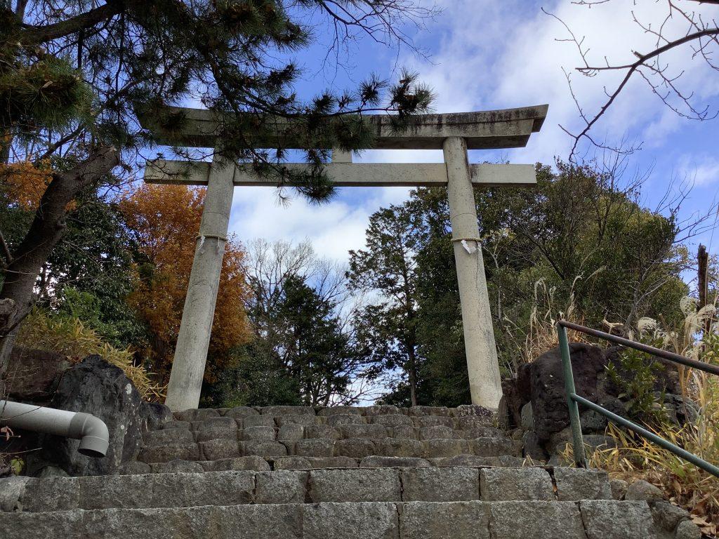 豊明 高鴨神社