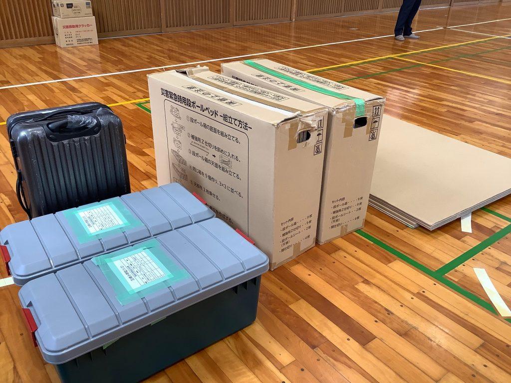 豊明市立三崎小学校 防災訓練 (5)